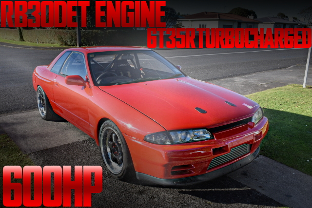 RB30DET GT35R TURBO R32 SKYLINE 2-DOOR GTST