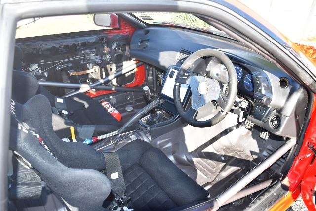 INTERIOR STEERING ROLLBAR