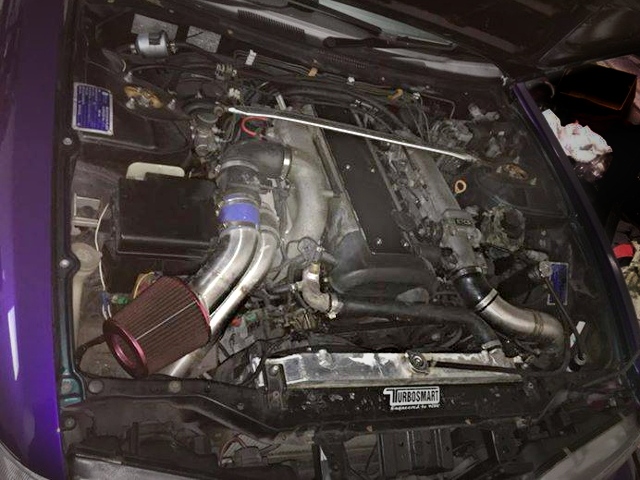 1JZ VVTi TURBO ENGINE OF S14