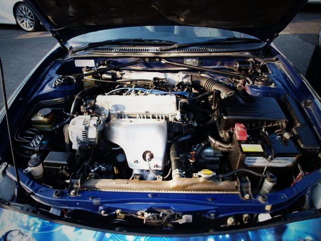 3S-FE ENGINE NATURAL 2000cc