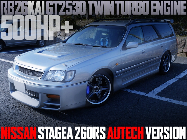500HP GT2530 TWIN STAGEA 260RS
