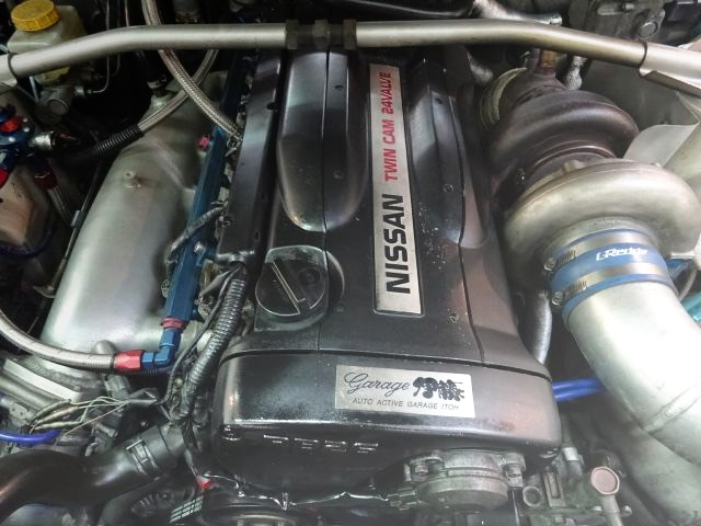RB26 ENGINE FROM STAGEA 260RS