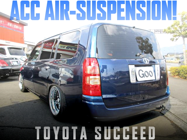 ACC AIR-SUS TOYOTA SUCCEED