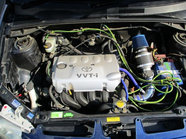 SUCCEED 1500cc ENGINE