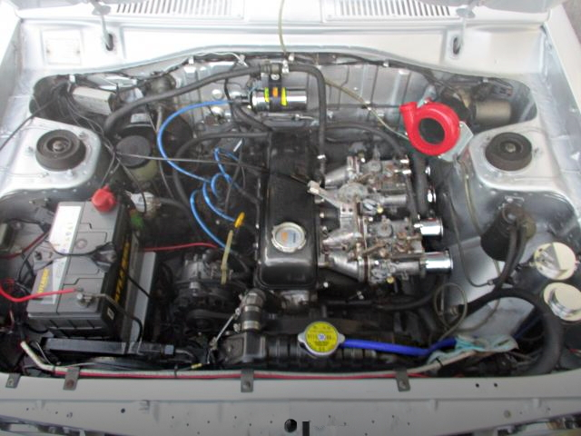 A12 1200cc ENGINE
