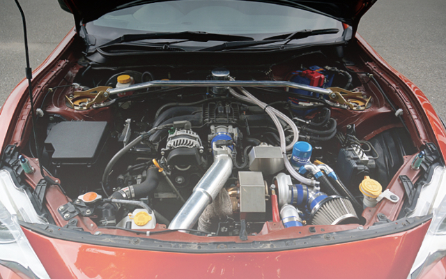 FA20 BOXER BOLT ON TURBO
