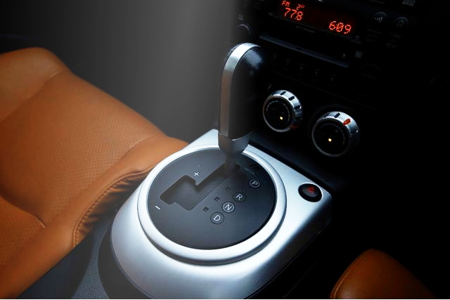 Z33 AUTOMATIC SHIFT