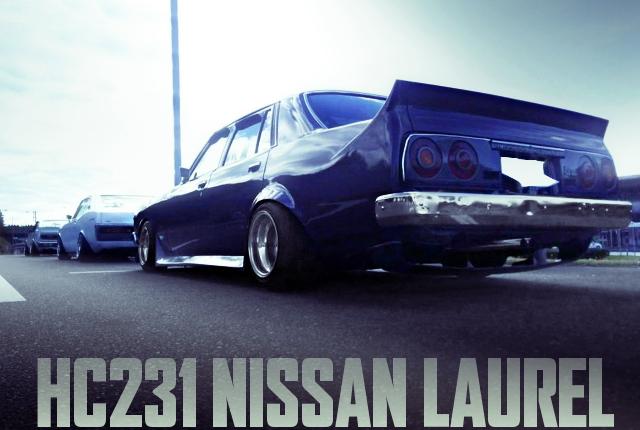 HC231 LAUREL KAIDO RACER