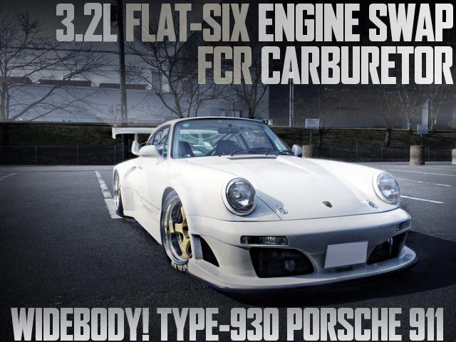 FCR CARBURETOR TYPE 930 PORSCHE 911