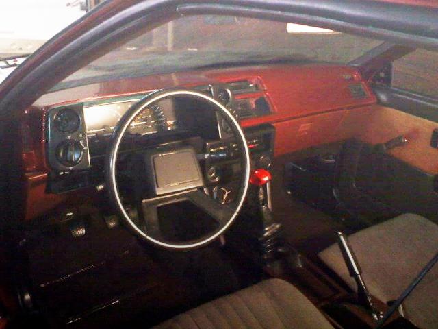 LEFT HAND DRIVE AE86 COROLLA