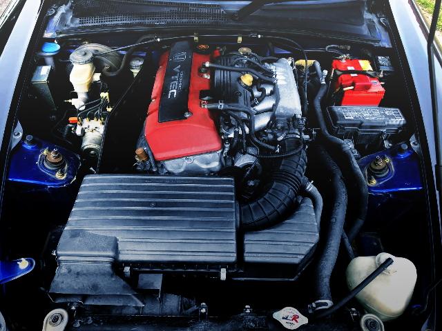 F20C VTEC ENGINE