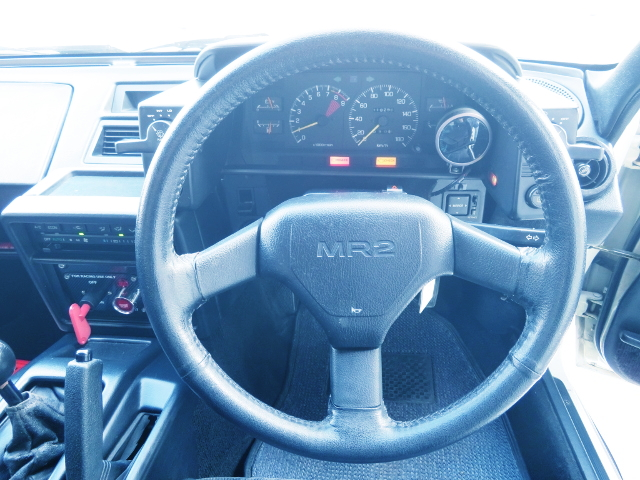 AW11 MR2 STEERING