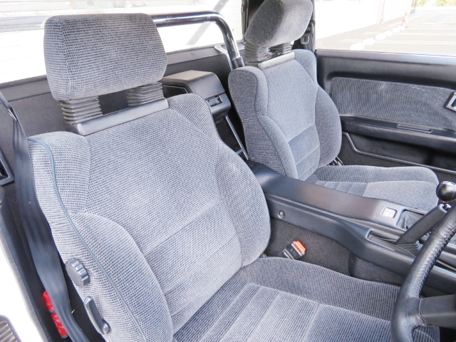 SEATS OF AW11 MR2