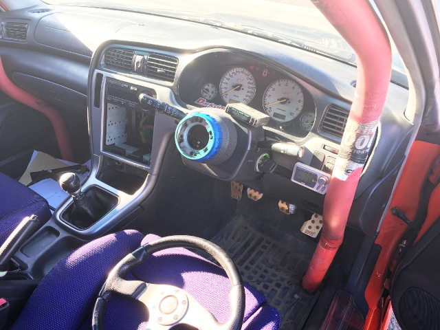 INTERIOR BE5 LEGACY B4 BLITZEN