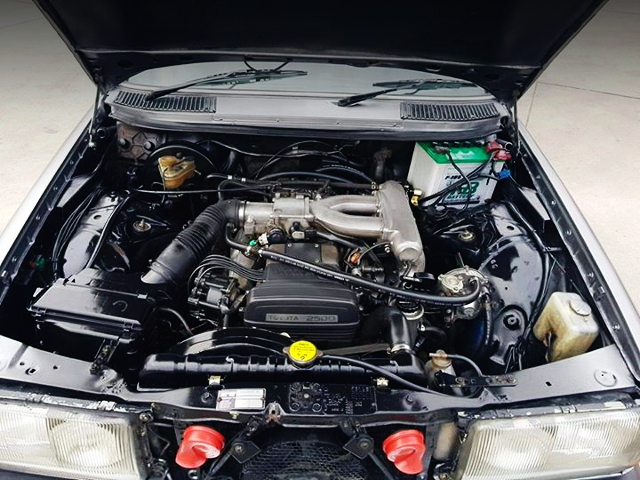 1JZ-GE 2500cc NATURAL AIR ENGINE
