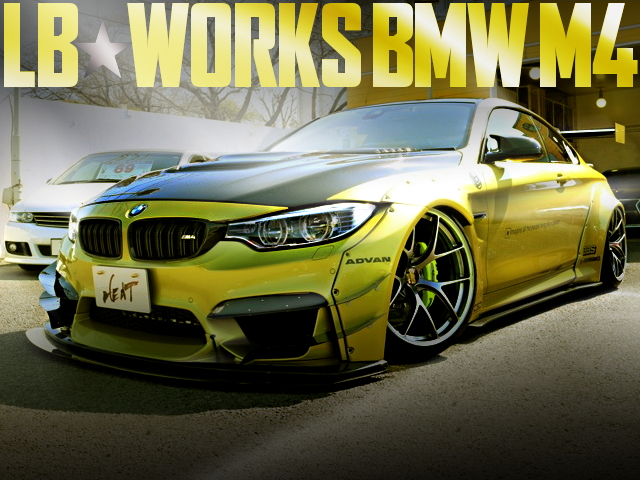 LB-WORKS BMW M4 COUPE