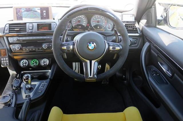 STEERING BMW M4