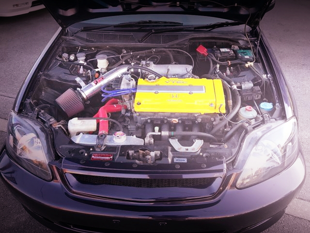 TYPE-R B16B VTEC ENGINE