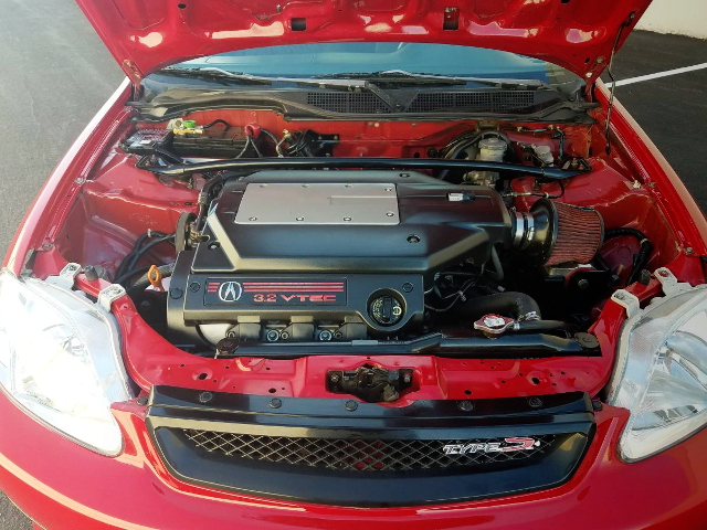 3200cc J32A SOHC VTEC V6 ENGINE