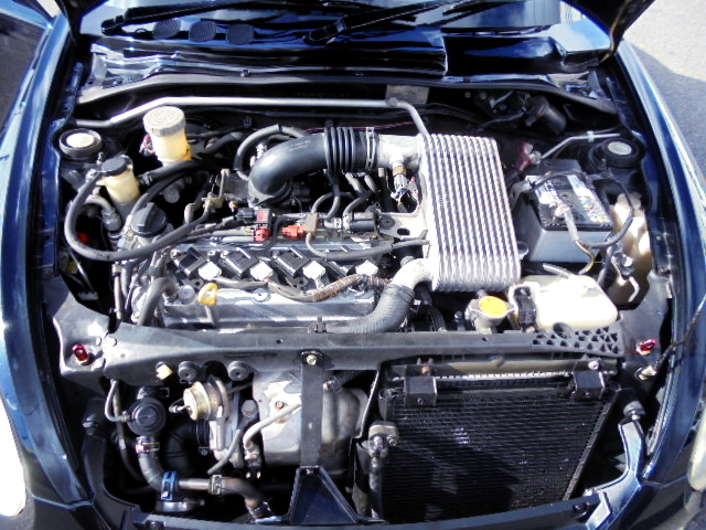 K3-VET TURBO ENGINE