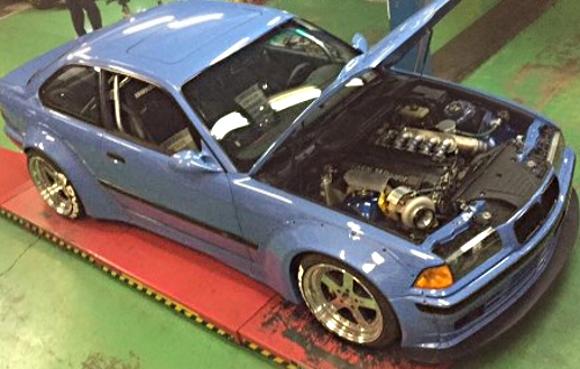 E36 BMW M3B FROM BONET