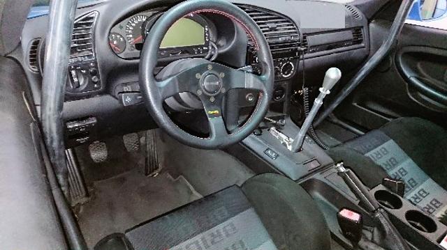 INTERIOR E36 BMW M3B