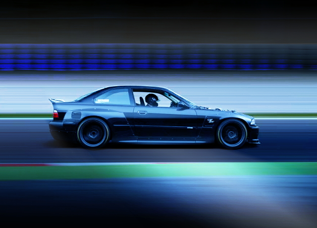 RACE E36 BMW M3