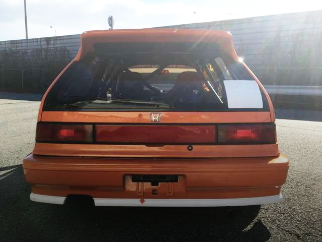 BACK TAIL LAMP OF EF9 GRAND CIVIC