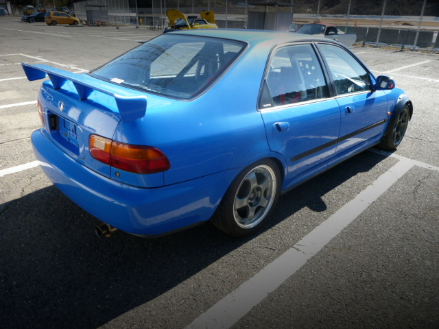 REAR EXTERIOR EG8 CIVIC FERIO