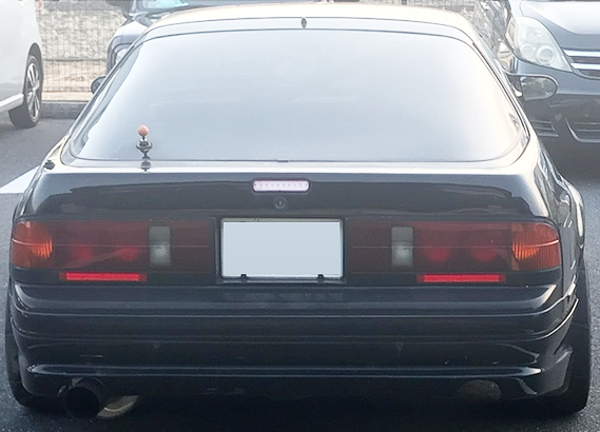 BACK TAIL LAMP OF FC3S RX-7