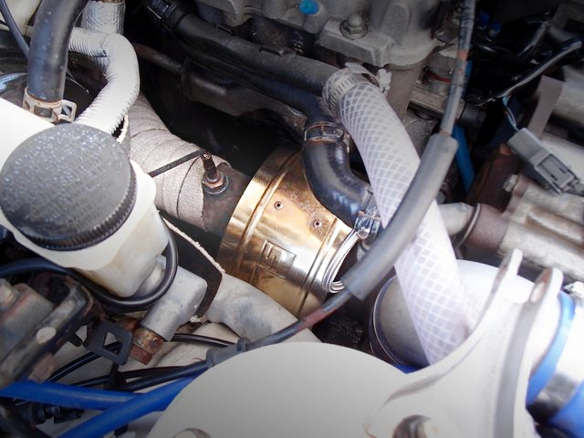 HKS TO4S TURBOCHARGER