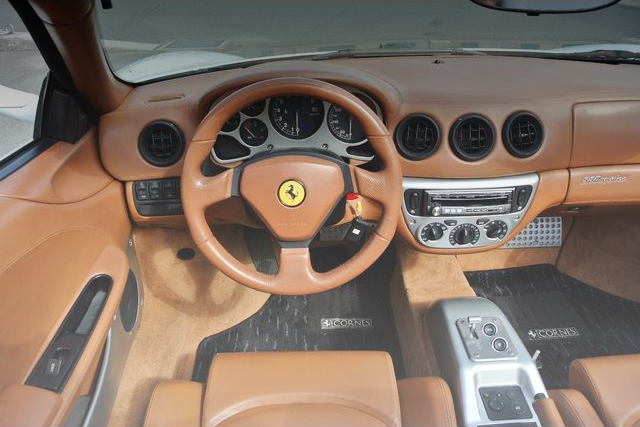 STEERING FROM FERRARI 360 SPIDER