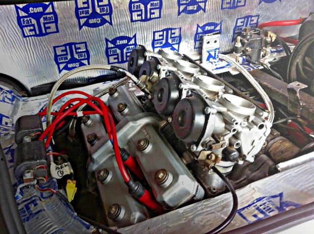 3GM 1000cc BIKE ENGINE