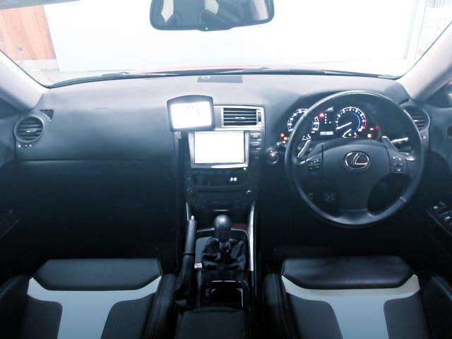 INTERIOR DASHBOARD GSE21 LEXUS IS350