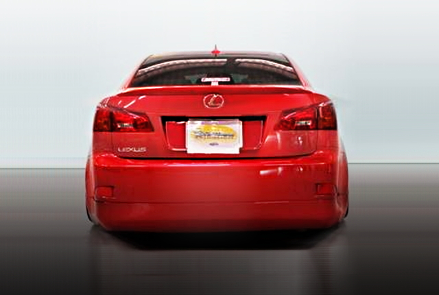 BACK TAIL LAMP GSE21 LEXUS IS350 RED