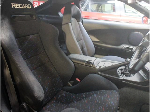 DRIVER POSITION OF RECARO SEAT