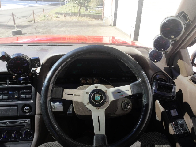 NARDI STEERING AND METER