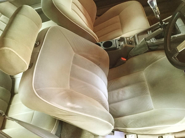 FRONT SEATS FROM GZ20 SOARER