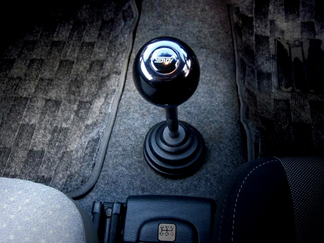 STI SHIFT KNOB