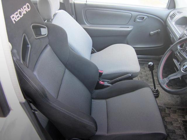 RECARO SEAT DRIVER POSITION