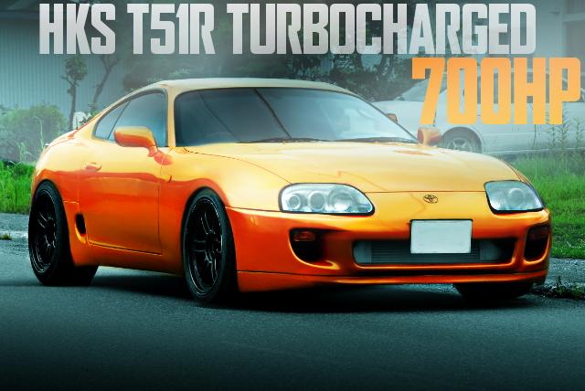 700HP T51R SUPRA RZ-S