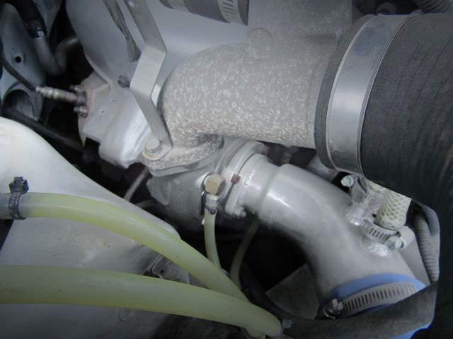 HKS GT TURBOCHARGER