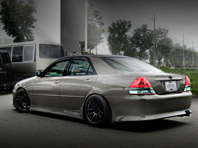REAR EXTERIOR JZX110 MARK2 IR-V