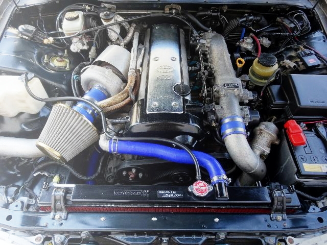 1JZ-GTE With K27 TURBOCHARGER