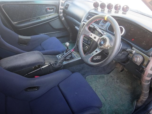 INTERIOR DASHBOARD JZX100
