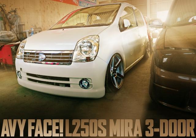 MIRA AVY FACE L250S MIRA 3-DOOR