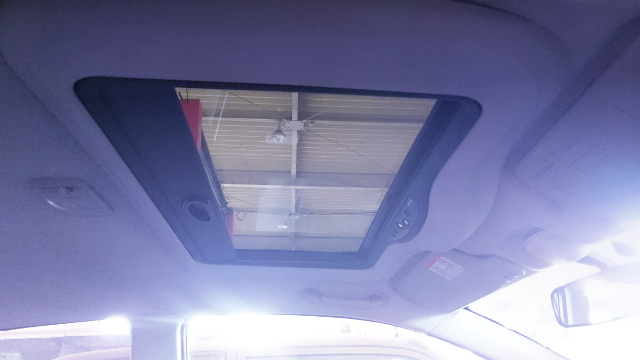 INTERIOR SUN ROOF FROM L250S MIRA