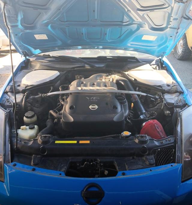 VQ35DE ENGINE FROM Z33 350Z