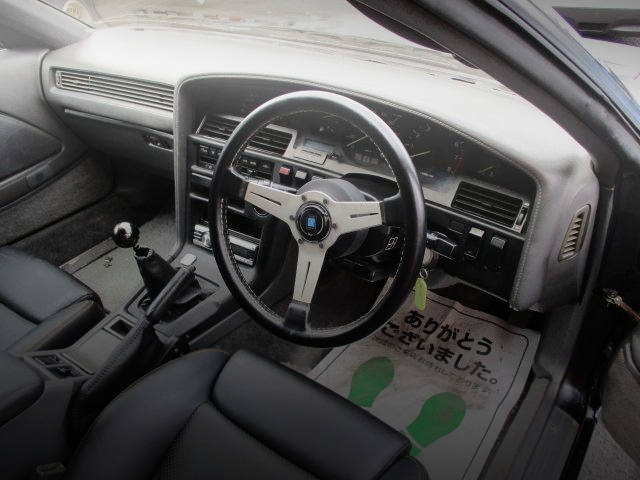 INTERIOR DASHBOARD OF MA70 SUPRA