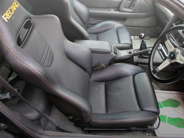 RECARO SEATS OF MA70 SUPRA